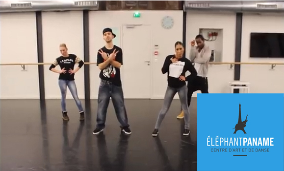 danse hip hop Paris